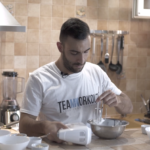 Mattia Piras, chef di cucina fit
